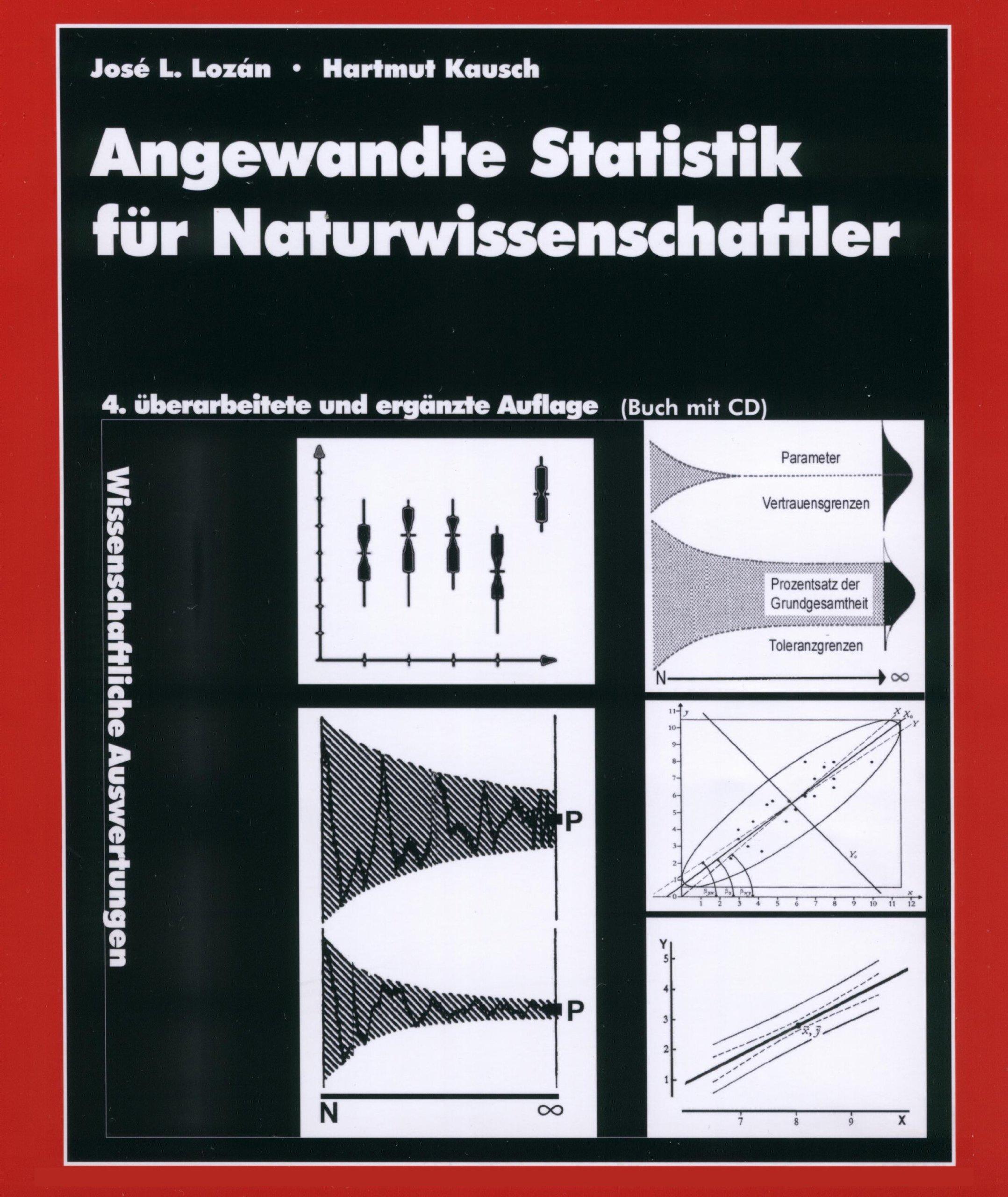 Angewandte Statistik für Naturwissenschaftler