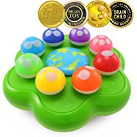 BEST LEARNING Mushroom Garden - Educational Toy for Toddlers