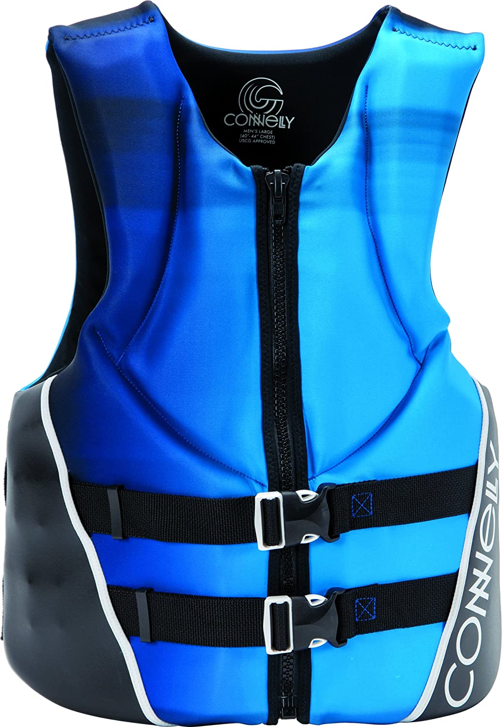【30%OFF】 U-Back Neoprene Vest, , Small (32-36) , , Small Blue , by CWB B016UEY9TC, イヴァンカ:b78fea00 --- senas.4x4.lt