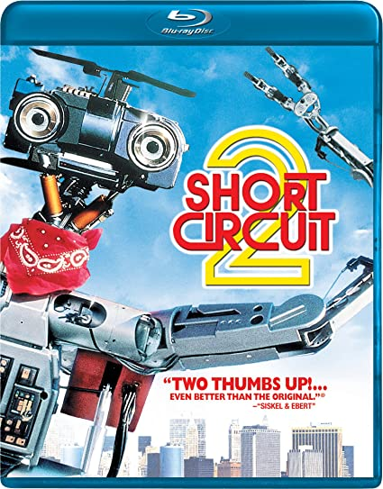Short Circuit 2 by Amazon