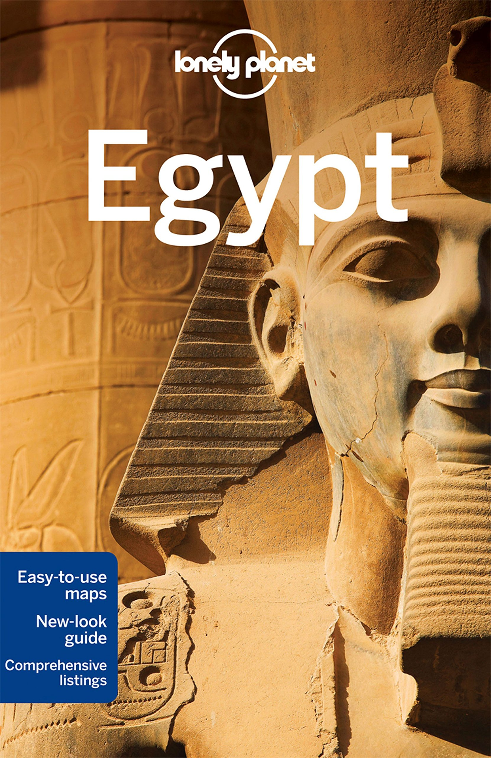Lonely Planet Egypt Travel Guide