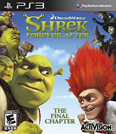 Shrek Forever After (PS3) at amazon