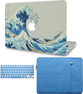 LuvCase 3 in 1 Laptop Case Compatible withMacBook Pro 16