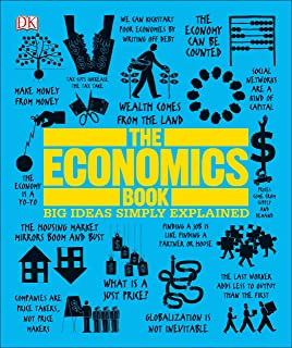 The psychology book big ideas simply explained dk 9781465458568 the economics book big ideas simply explained fandeluxe Images