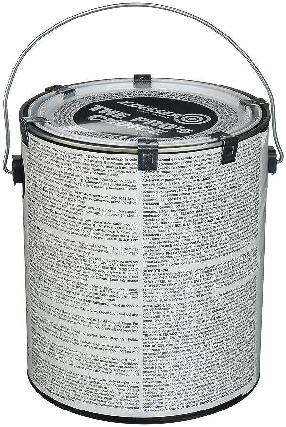 Rust-Oleum Corporation 270976 Advanced Synthetic Shellac Primer, 1-Gallon, White - House Primers - Amazon.com