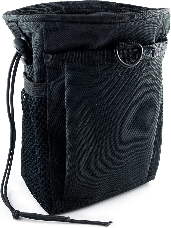 Escalada Venturon magnesera - para musculación, escalando y gimnasia - múltiples bolsillos para guardar objetos de forma segura - para cinturones ...