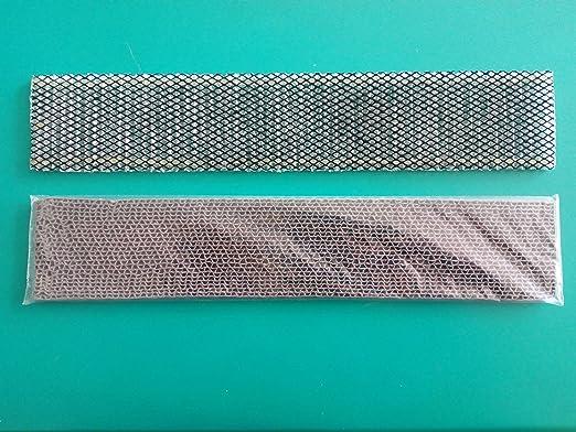 Filtro de aire acondicionado Sanyo, 1 filtro fotocatalítico. 1 ...