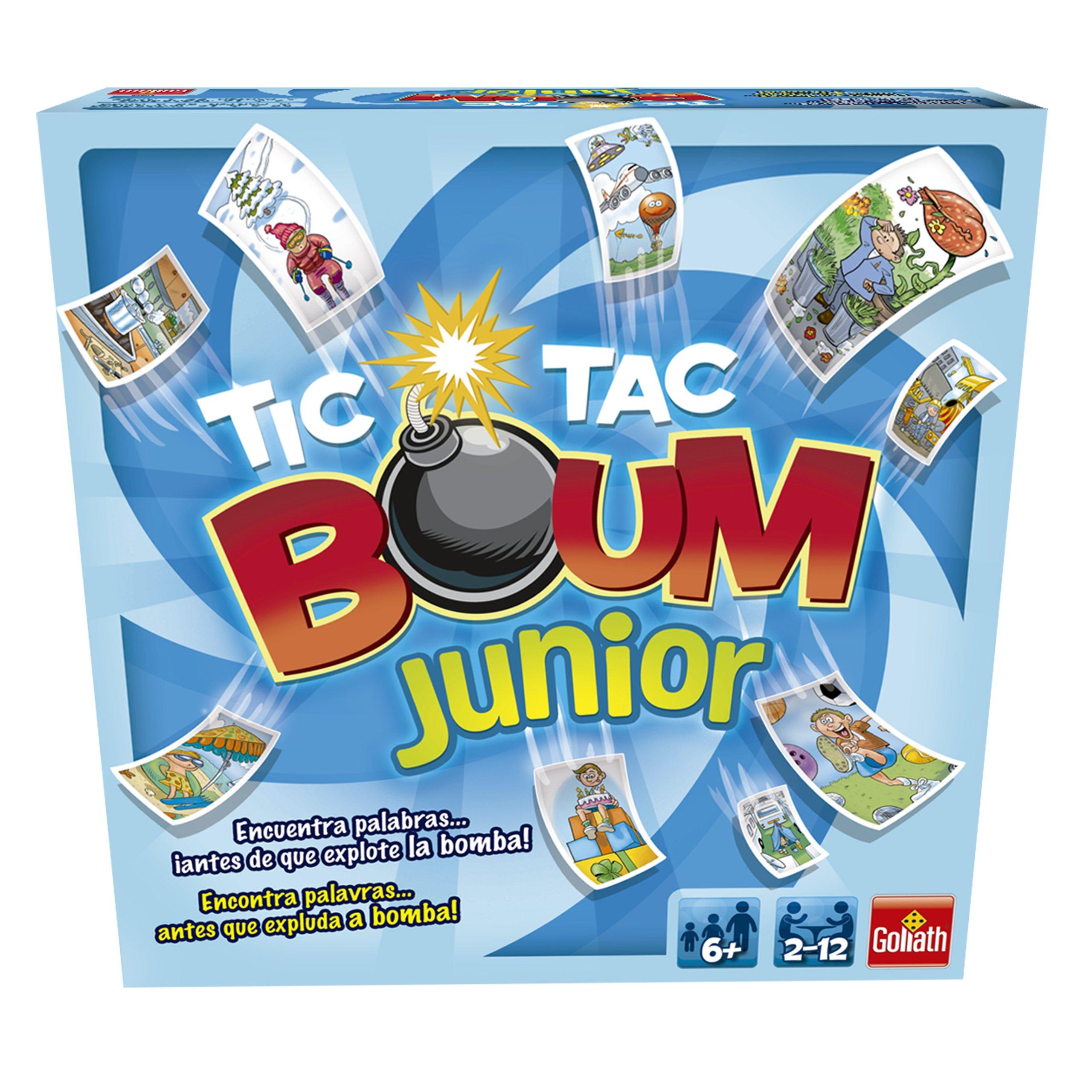 Tic Tac Boum Junior by Goliath