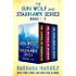 The Sun Wolf and Starhawk Series Books 1–3: The Ladies of Mandrigyn, Witches of Wenshar, and The Dark Hand of Magic