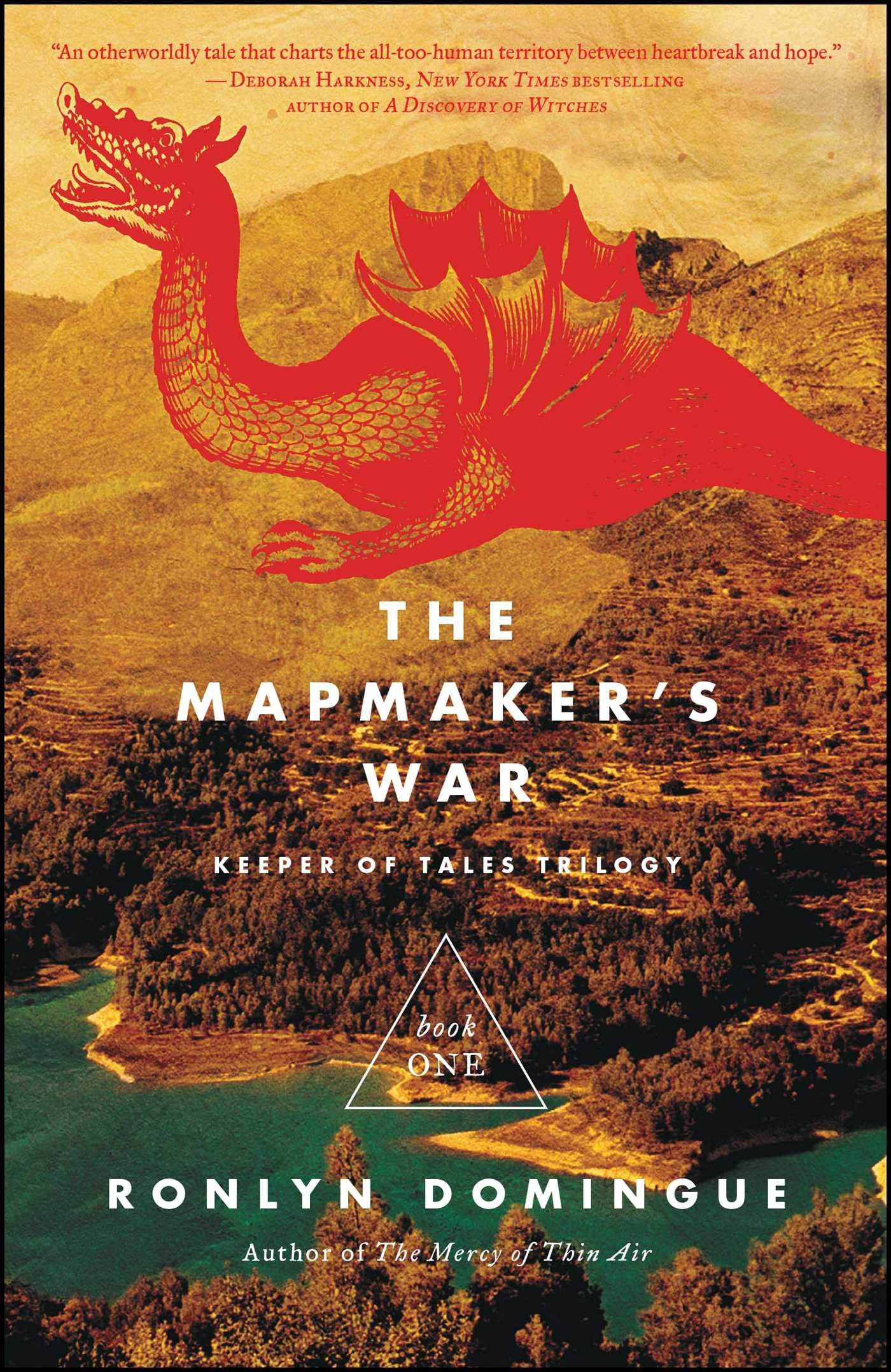 The Mapmaker's War: Keeper Of Tales Trilogy: Book One (the Keeper Of Tales  Trilogy): Ronlyn Domingue: 9781451688894: Amazon: Books