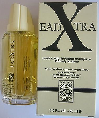 Eadxtra Men Perfume 2.5 Oz.