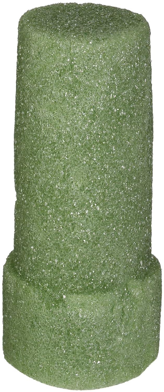 FloraCraft Styrofoam Vase Insert: 8x3 Green FBA_MV8GU