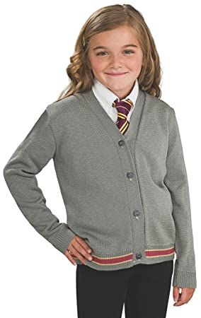 Rubies Kit Disfraz de Hermione Harry Potter para niña: Amazon.es ...