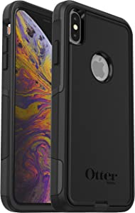 OtterBox Commuter Series Case for iPhone Xs MAX - Non-Retail Packaging - Black