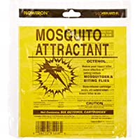 Flowtron MA-1000-6 Octenol Mosquito Attractant Cartridges