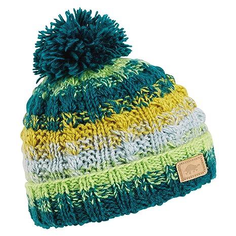 cdc5a5eb1 Turtle Fur Dolma Nepal Hand Knit Wool Beanie Lined/Fleece