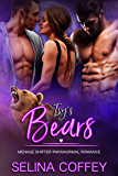 Ivy's Bears: Menage Shifter Paranormal Romance