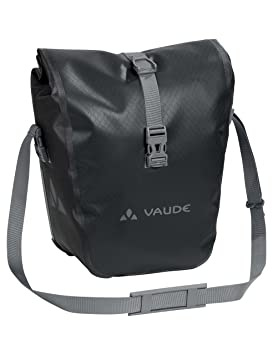 cc503bdb827 VAUDE Aqua Front -Alforjas delanteras para bicicleta, Juego de 2 bolsas  adaptables a la