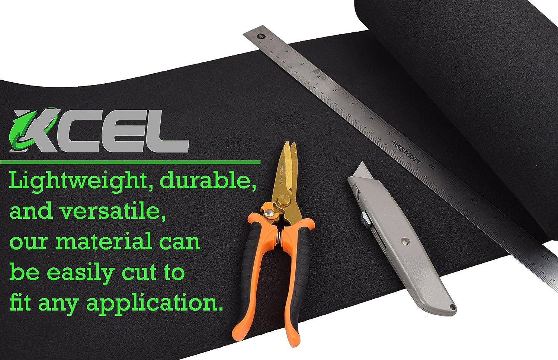Xcel Extra Stiff Cosplay Fabrication Rouleau de mousse artisanat projet de feuilles 137,2/x 30,5/cm X 1//10,2/cm