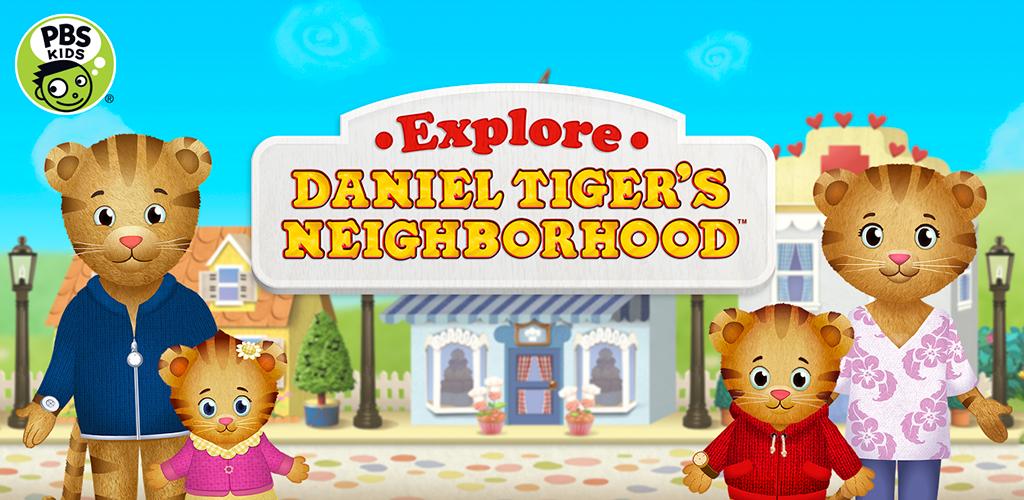 Amazon.com: Explore Daniel Tiger\'s Neighborhood: Appstore for Android