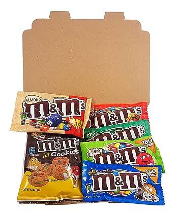 Mini Coffret cadeau M&M