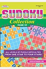 Sudoku Collection Puzzle Book-Volume 129 Paperback
