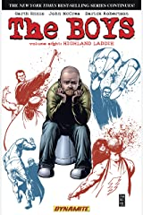 The Boys Vol. 8: Highland Laddie (Garth Ennis' The Boys) Kindle Edition