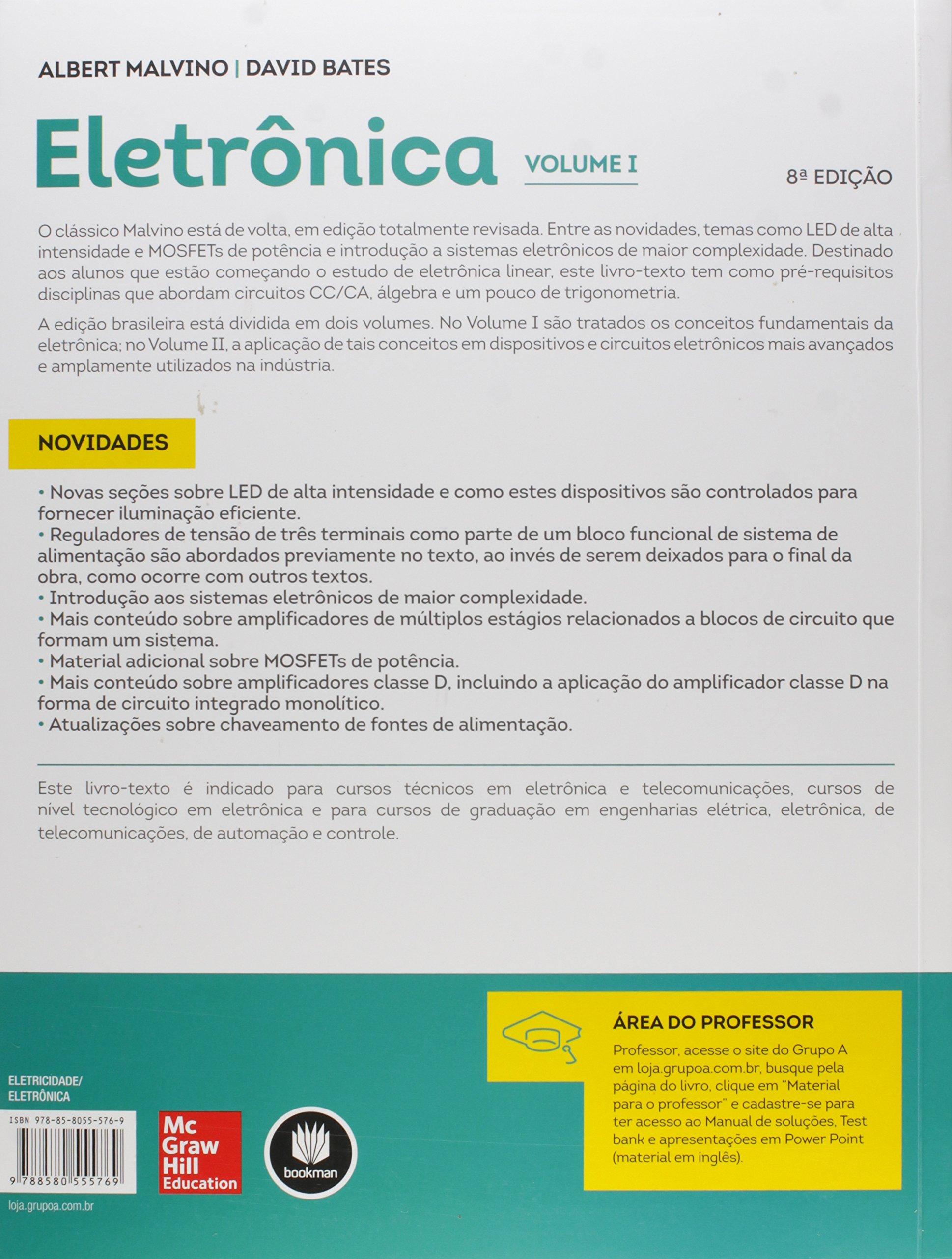 ELETRONICA 1 BAIXAR VOL MALVINO