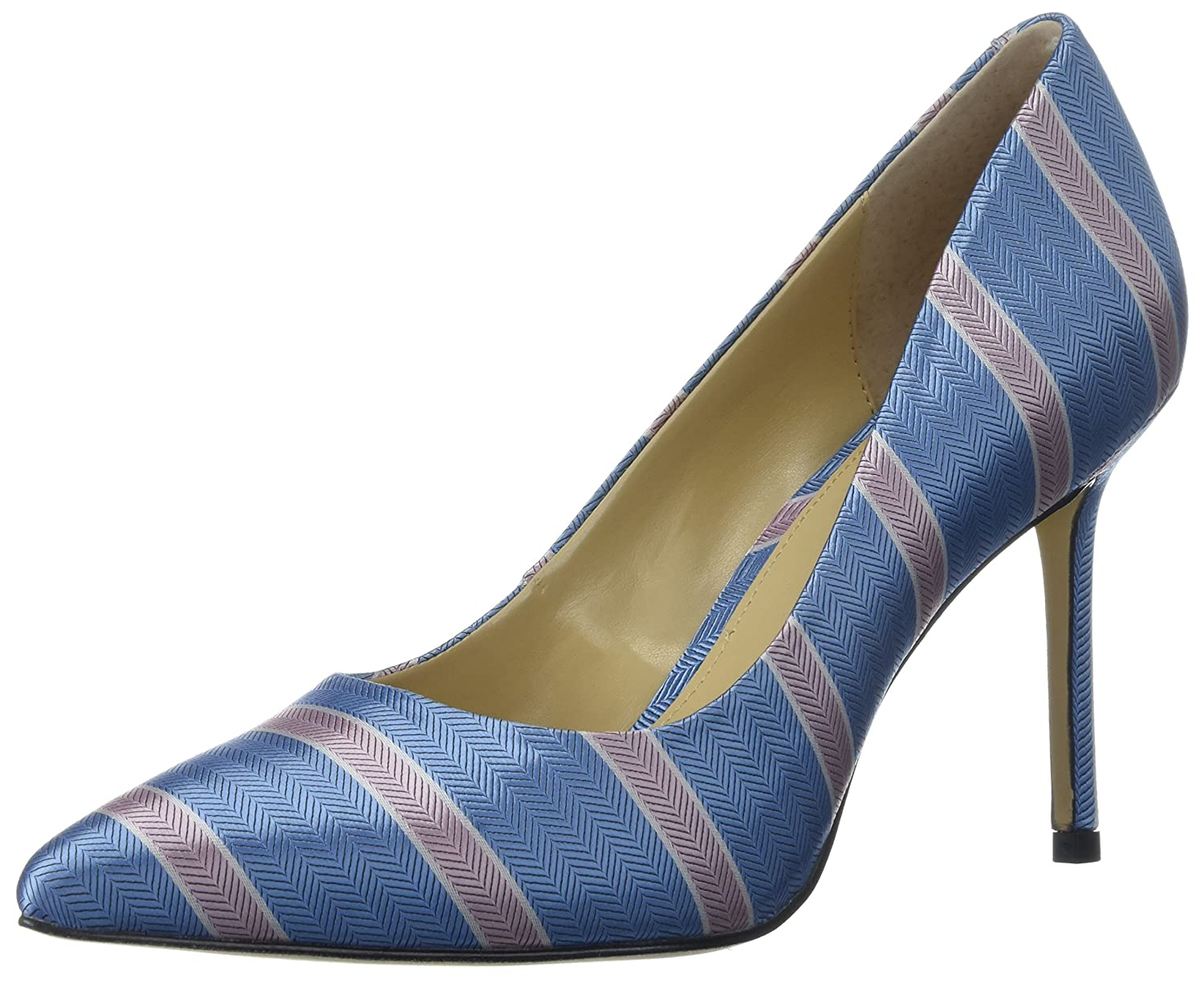 Katy Perry Women's The Sissy Pump B073HCY8GD 7 B(M) US|Blue/Multi