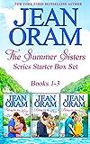 The Summer Sisters: Series Starter Box Set (Books 1-3): Sweet Contemporary Romances