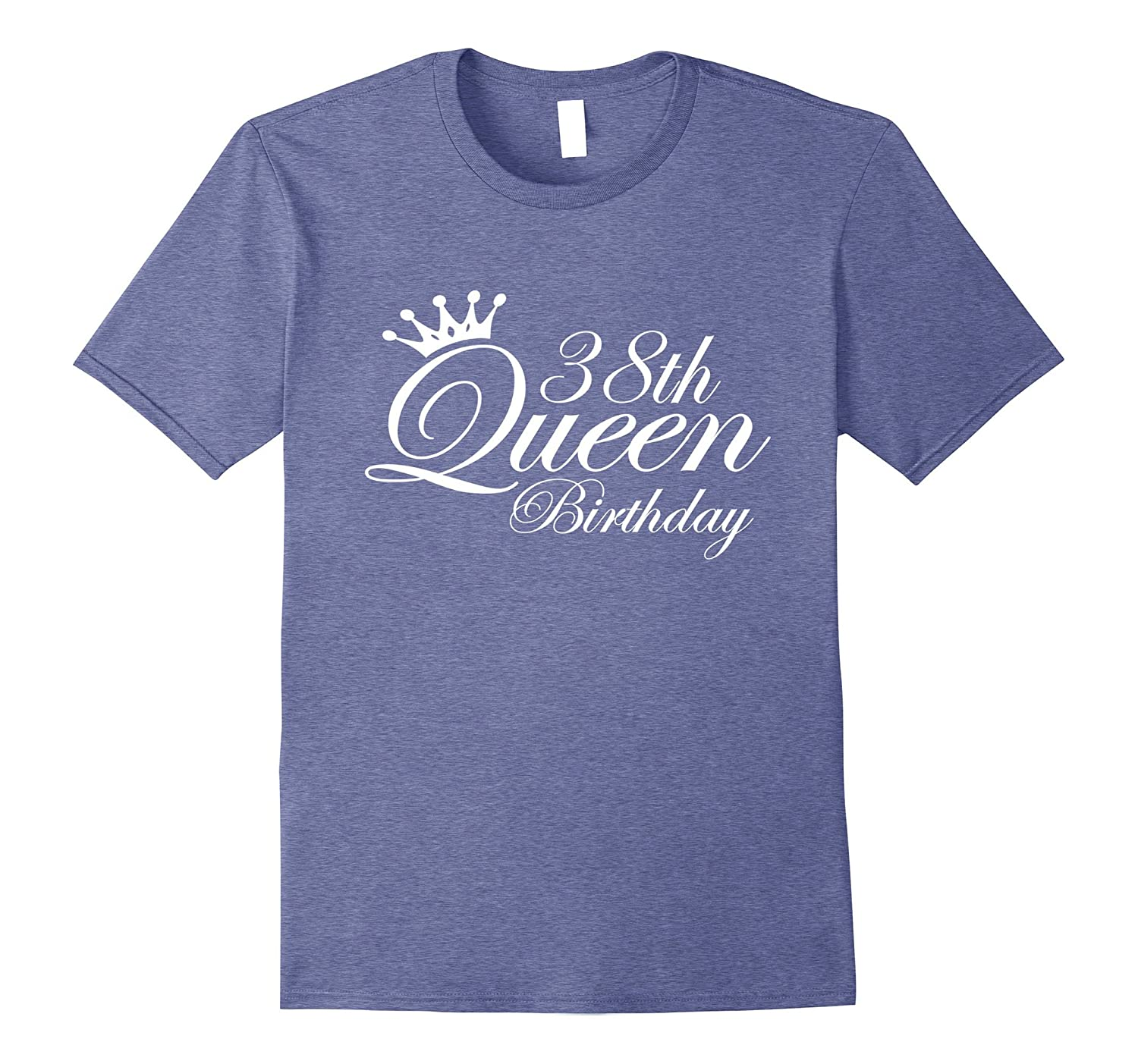 38th Queen 38 Year Old Birthday Gift Ideas For Her PL