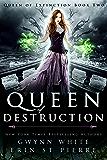 Queen of Destruction: A Dark Sleeping Beauty Fairytale Retelling (Queen of Extinction Trilogy Book 2)