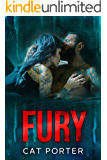 Fury: A Motorcycle Club Romance Standalone Novel