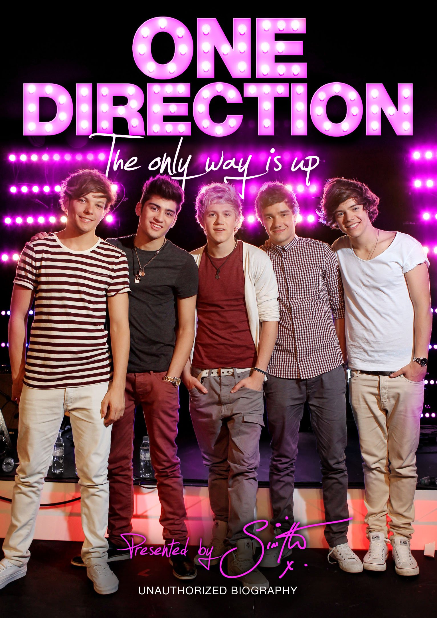 DVD : Niall Horan - One Direction: The Only Way Is Up (DVD)