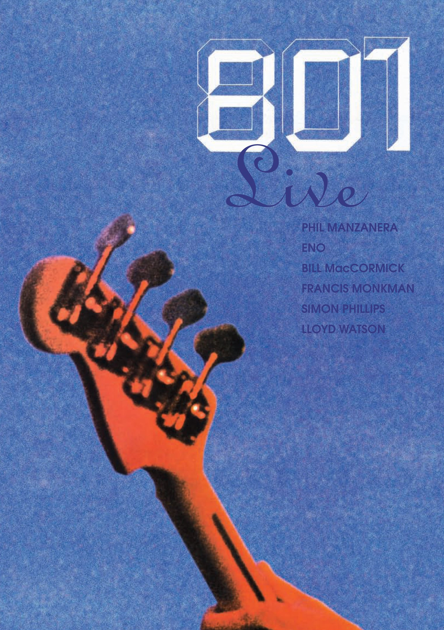 801 Live (Collector's Edition) by EXPRESSION RECORDS