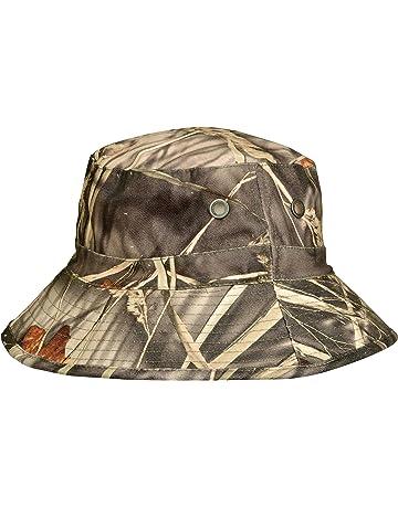 2cb77ebb46758 Percussion Brocard Skintane Optimum Waterproof Hunting Cap Rain Hat -  Wetland Ghost Camo