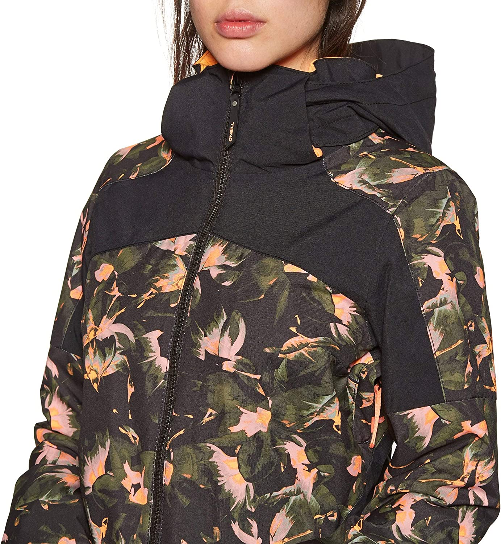 O'NEILL Wavelite Snow Jacket Black Yellow