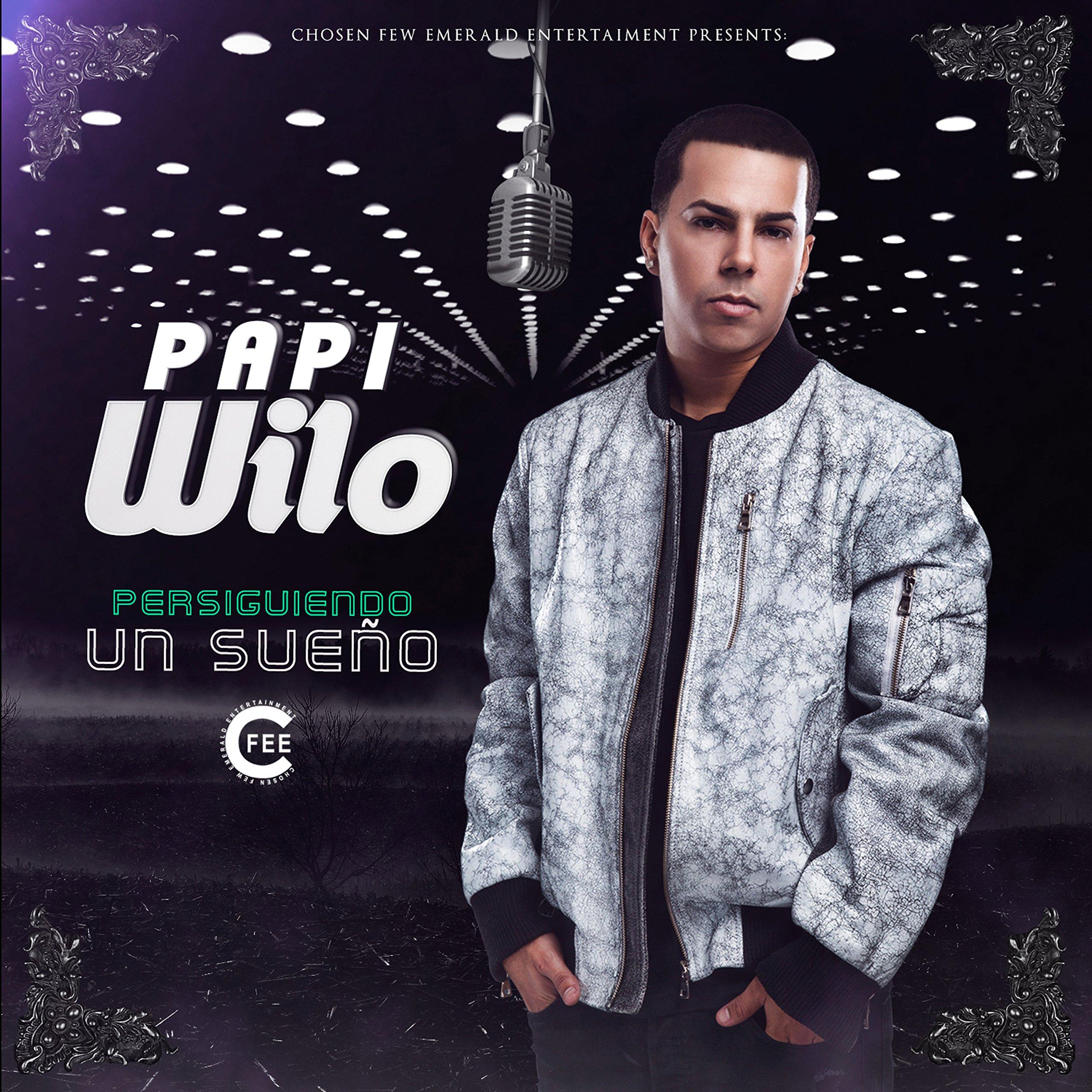Papi Wilo - Persiguiendo Un Sueno (CD)