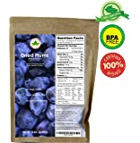 BULK 8lbs Dried Plums, pitted prunes (of the finest quality Stanley plum imported from Eastern Europe). Bulk item 8lb. CERTIFIED ORIGIN and Quality dried prunes.