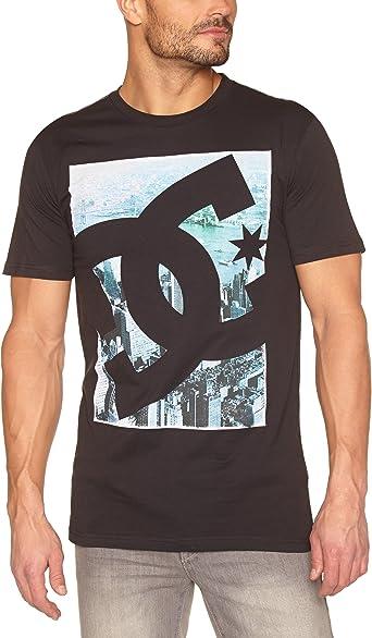 DC Shoes Curb - Camiseta de hípica para Hombre: Amazon.es ...