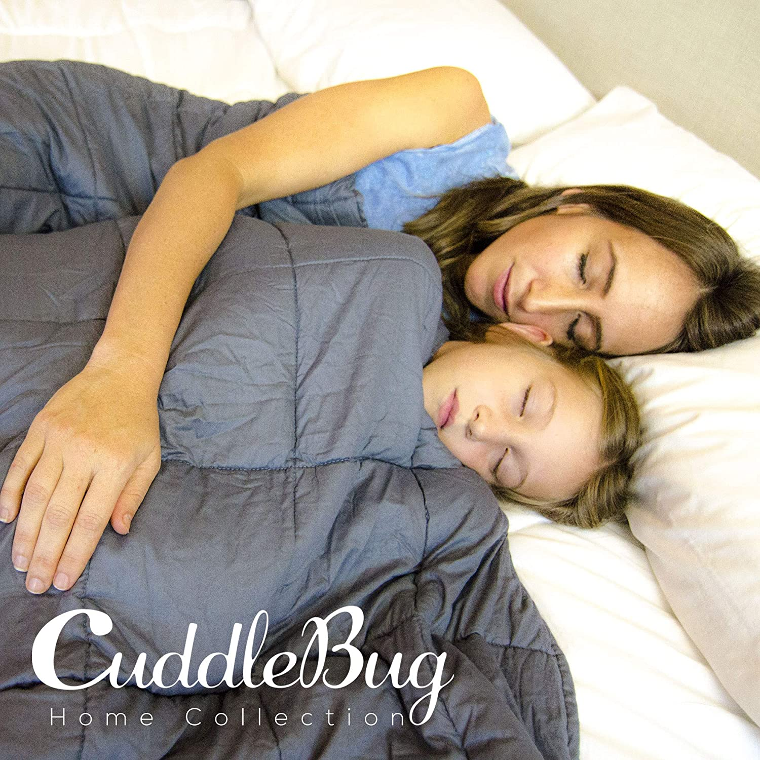 CuddleBug 10 lb Weighted Blanket for Kids
