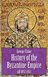History of the Byzantine Empire - AD 1057-1453 (Illustrated)
