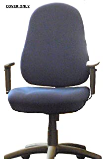 Outstanding Cover For High Back Office Chair Operator Chair Cover Only Download Free Architecture Designs Estepponolmadebymaigaardcom