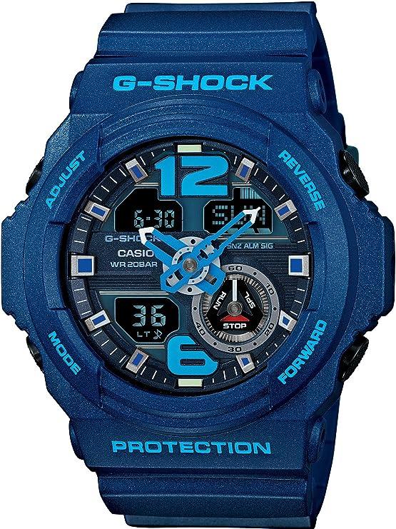 [カシオ] 腕時計 ジーショック ビッグケースシリーズ GA-310-2AJF ブルー