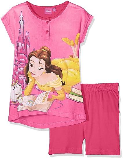 Disney 43929AZ, Pelele para Dormir para Niñas, Rosa (Lampone 548), 110