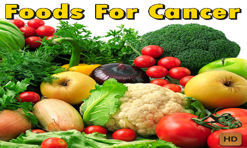 Amazon com: Cancer Foods: Appstore for Android