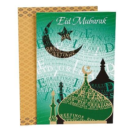 Amazon hallmark eidramadan greeting card eid mubarak hallmark eidramadan greeting card eid mubarak 399rzo1000 m4hsunfo