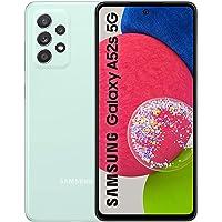 Samsung Smartphone Galaxy A52s 5G con Pantalla Infinity-O FHD+ de 6,5 Pulgadas, 6 GB de RAM y 128 GB de Memoria Interna…