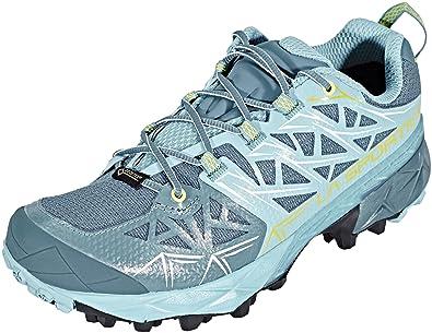La Sportiva Akyra Woman GTX Slate/Sulphur, Zapatillas de Deporte para Mujer: Amazon.es: Deportes y aire libre