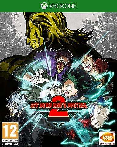 My Hero One´s Justice 2: Amazon.es: Videojuegos